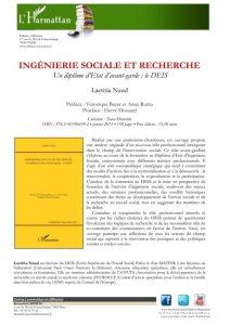 thumbnail of L.NAUD-INGENIERIE SOCIALE ET RECHERCHE