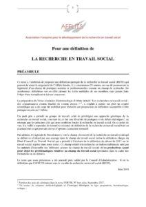thumbnail of AFFUTS-RETS_definition validée-juin 2018_finale corrigée au 11 nov 2018